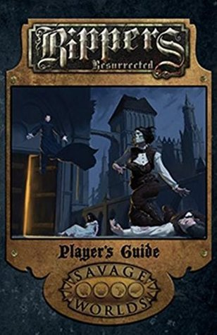 Rippers Resurrected Player's Guide Limited Edition (Hardcover, S2P10320LE)