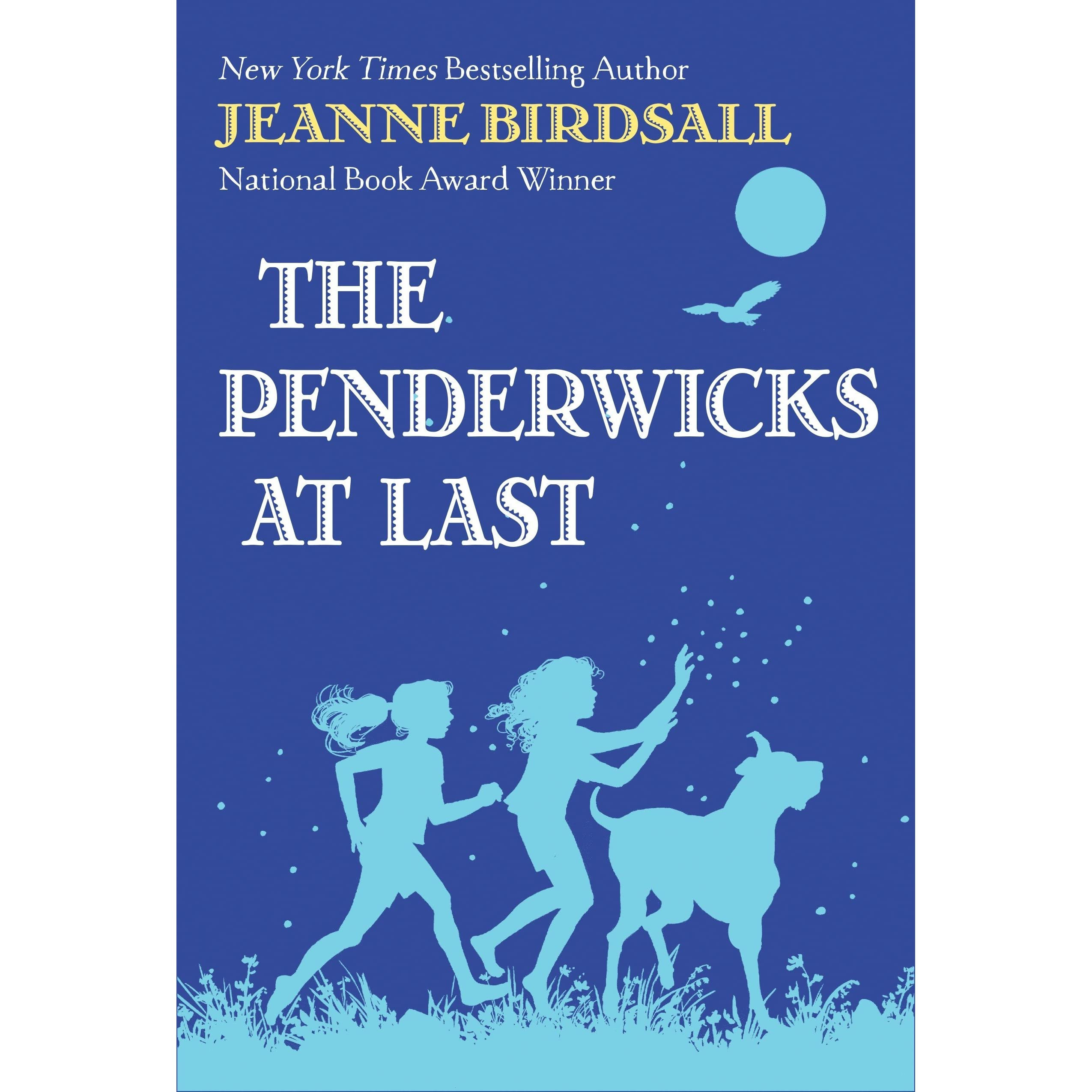 The Penderwicks at Last (The Penderwicks, #5) by Jeanne Birdsall