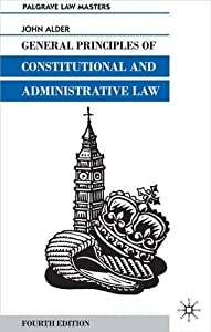 General Principles of Constitutional and Administrative Law