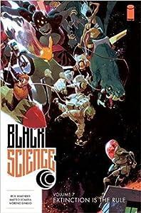 Black Science, Vol. 7: Extinction Is the Rule