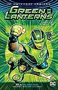 Green Lanterns, Vol. 4: The First Ring