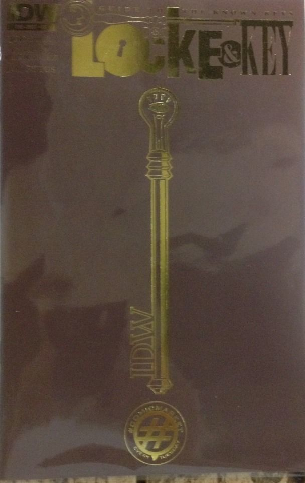 Locke & Key Guide to Known Keys