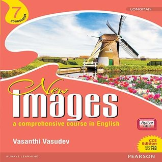 New Images Coursebook by Pearson for CBSE English Class 7