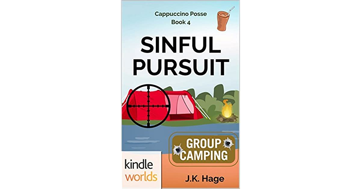 The Miss Fortune Series Sinful Pursuit Kindle Worlds Novella By JK Hage