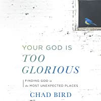 Your God Is Too Glorious: Finding God in the Most Unexpected Places