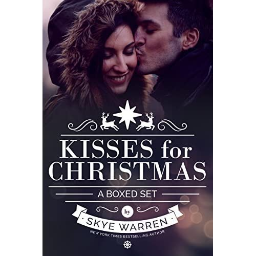 Kisses for christmas a holiday boxed set by skye warren fandeluxe Choice Image