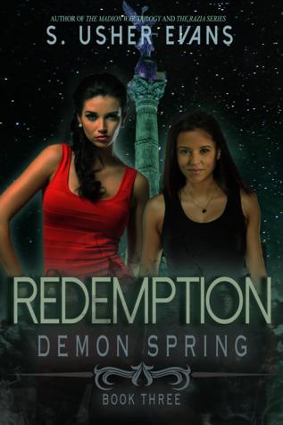 Redemption (Demon Spring, #3)