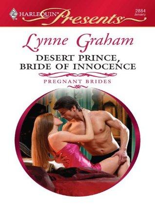 Desert Prince, Bride of Innocence by Lynne Graham