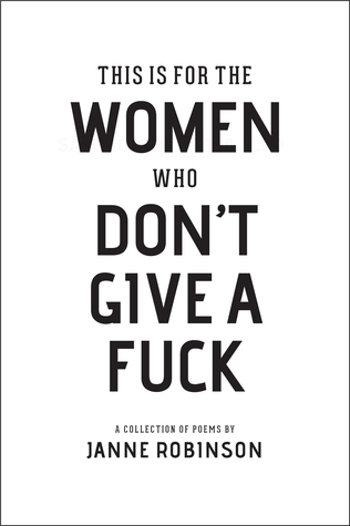 This Is For The Women Who Don't Give A Fuck