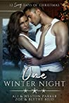 One Winter Night (The Parker's 12 Days of Christmas #1)