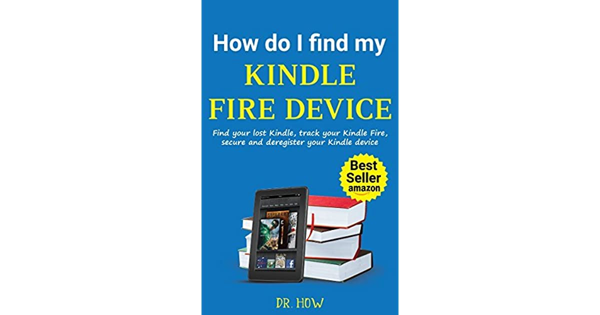 what does deregistering your kindle do