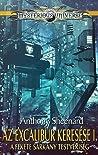 Az Excalibur keresése I - A Fekete Sárkány Testvériség by Anthony Sheenard