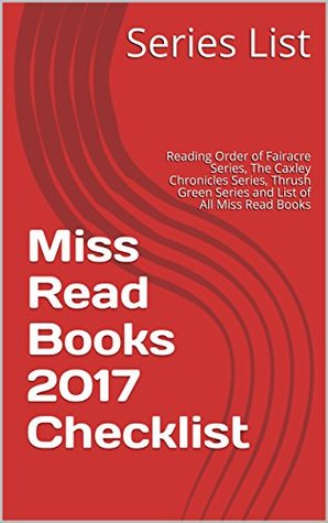Miss read books in order