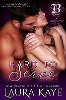 Hard to Serve (Blasphemy #0.5; Hard Ink #4.7)