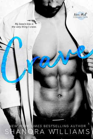 Crave (The Nora Heat Collection)