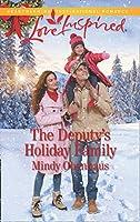 The Deputy's Holiday Family (Rocky Mountain Heroes #2)