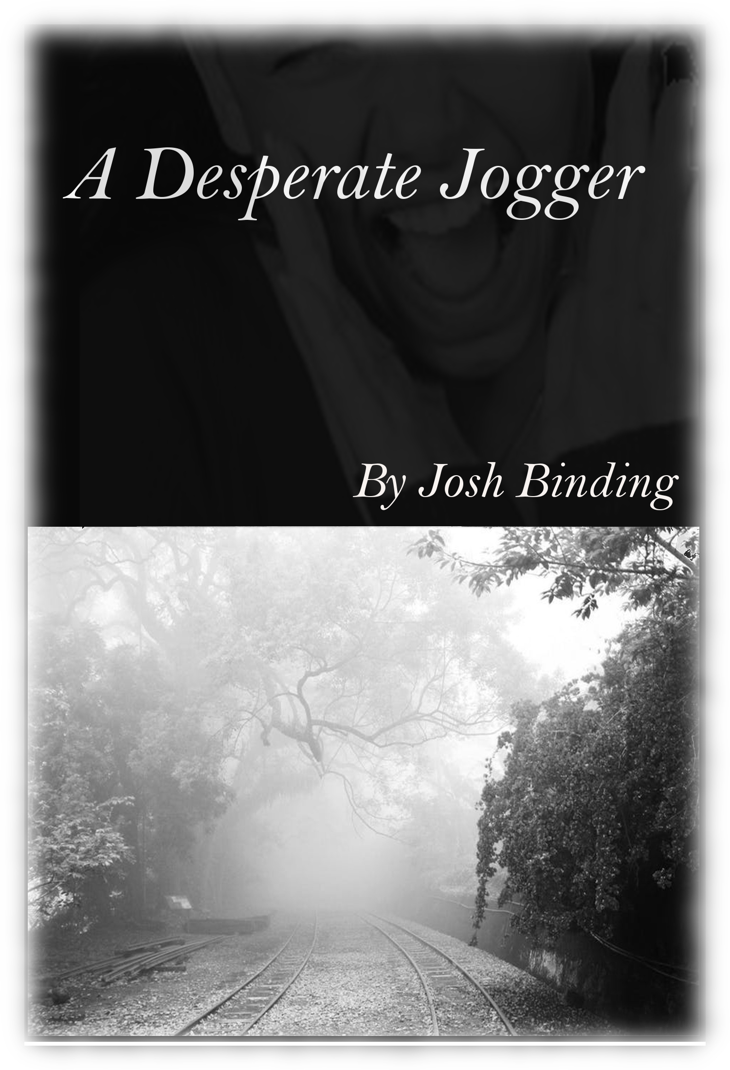 A Desperate Jogger  by  Josh Binding