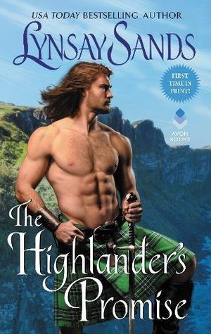 The Highlander's Promise (Highland Brides #6) by Lynsay Sands