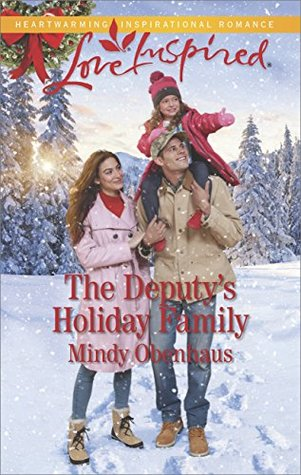 The Deputy's Holiday Family by Mindy Obenhaus