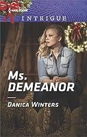 Ms. Demeanor (Mystery Christmas, #4)