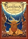 The Sandman and the War of Dreams (The Guardians, #4)