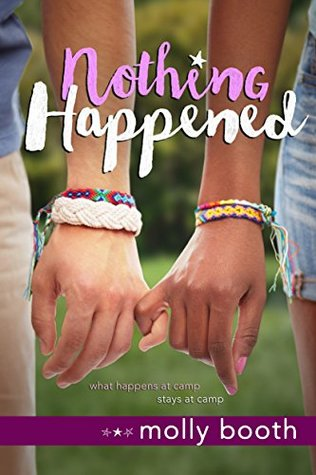 Nothing Happened by Molly Horton Booth