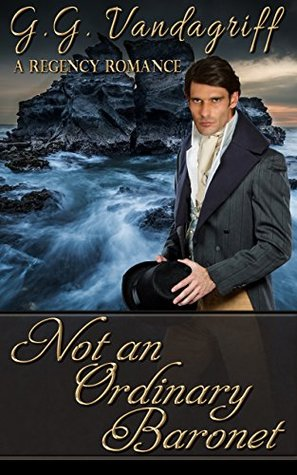 Not an Ordinary Baronet (Three Gentlemen of London #3)