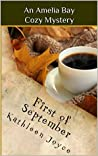 First of September: An Amelia Bay Cozy Mystery