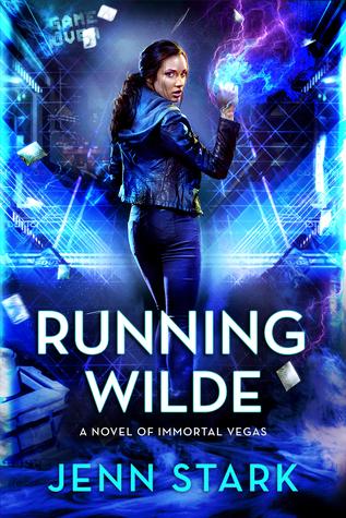 Running Wilde by Jenn Stark