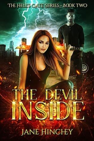 The Devil Inside (Hell's Gate, #2)