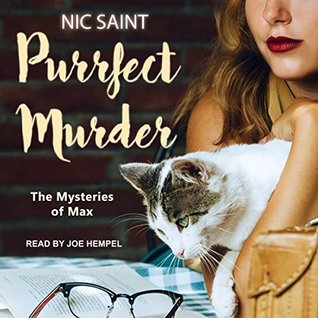 Purrfect Murder (The Mysteries of Max, #1) by Nic Saint