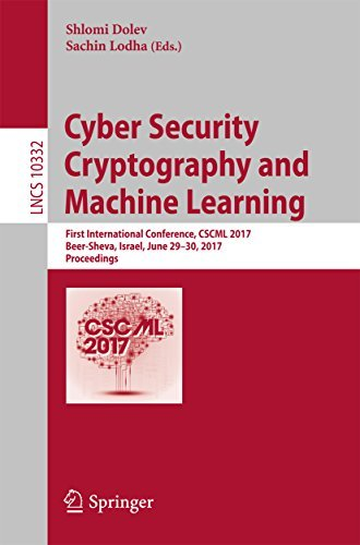 Cyber Security Cryptography and Machine Learning[Repost]