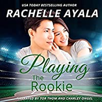 Playing the Rookie (Men of Spring Baseball Novella)