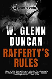 Rafferty's Rules: A Rafferty P.I. Mystery (Rafferty : Hardboiled P.I. Book 1)