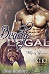 Bearly Legal (Bear Brothers, #1)