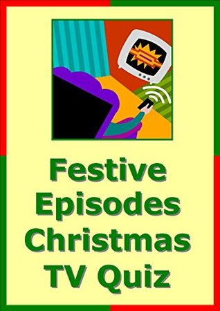 Festive Episodes Christmas TV Picture Quiz for Pub or Party