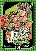 JoJo's Bizarre Adventure, Part II: Battle Tendency, tomo 01 (JoJo's Bizarre Adventure Bunko, #4 - Part 2, #1)