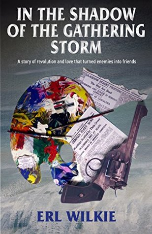 In The Shadow of the Gathering Storm: A Scottish historical fiction novel