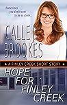 Hope for Finley Creek (Finley Creek #5.5; General #2.5)