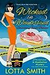 Wicked in Wonderland: Strawberry Éclair Murder (Paranormal in Manhattan, #11)