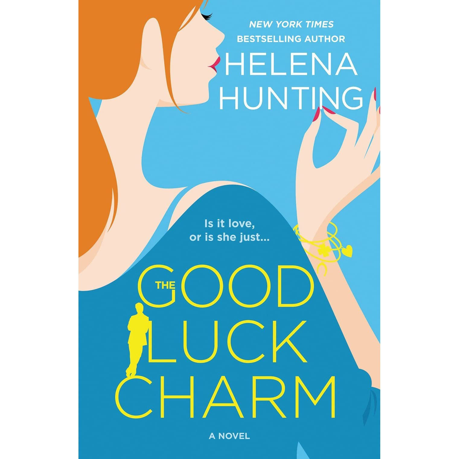 5489868e435894 The Good Luck Charm by Helena Hunting