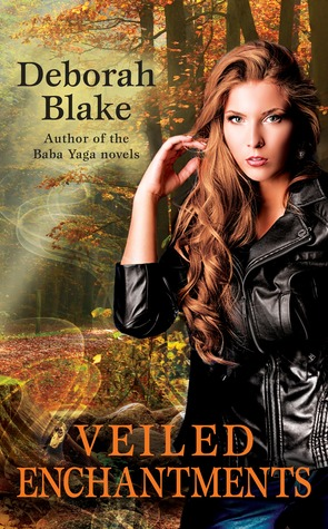 Veiled Enchantments (Veiled Magic, #3) by Deborah Blake