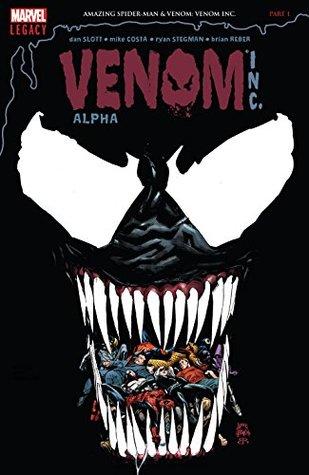 Amazing Spider-Man: Venom Inc. Alpha #1