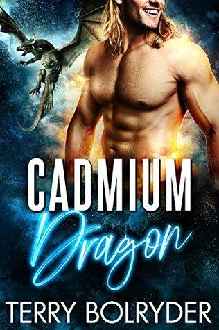 Cadmium Dragon by Terry Bolryder
