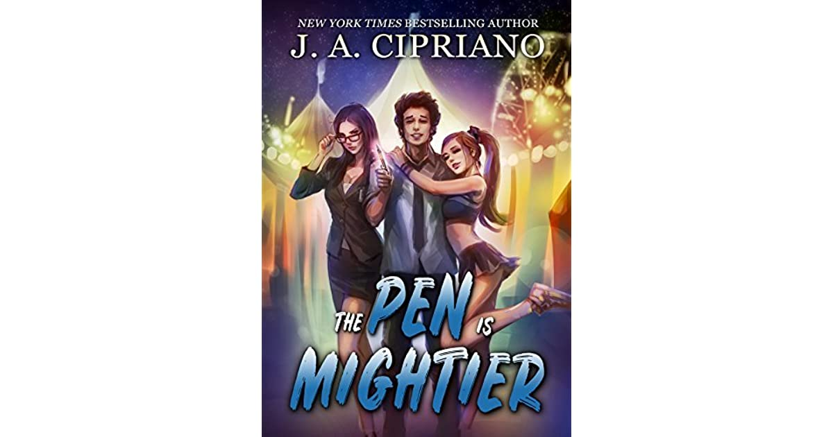 The Pen Is Mightier The Pen Is Mightier 1 By Ja Cipriano-5919