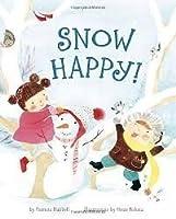 Snow Happy Book and Audio CD
