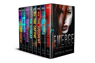 Emerge: The Immortals of Indriell: Books 1, 1.5, 2, 3 + Bonus books & the exclusive novella, Emerge: The Assignment