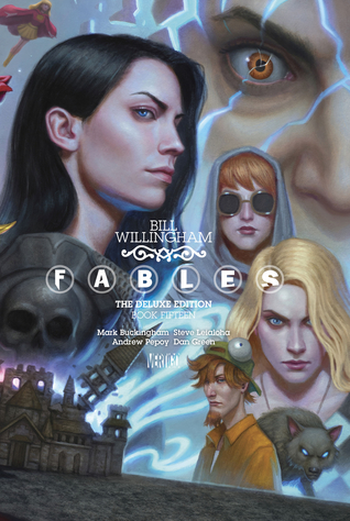 Fables: The Deluxe Edition, Book Fifteen