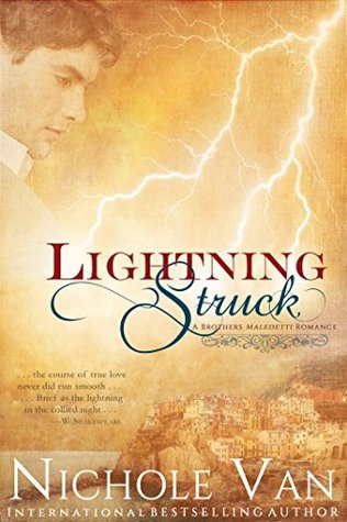 Lightning Struck (Brothers Maledetti #3)