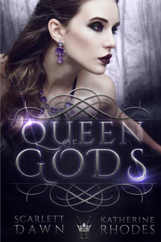 Queen of Gods (Vampire Crown, #1)